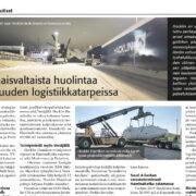 Teollisuusuutiset – Hacklin Hamiko 2021
